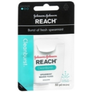 Johnson & Johnson Reach Cleanburst Floss