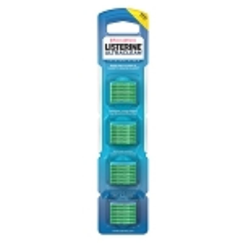 Johnson & Johnson Reach Listerine Ultraclean Access Flossers Refills