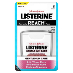 Johnson & Johnson Listerine Gentle Gum Care Woven Mint Floss