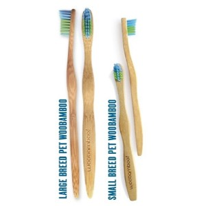WooBamboo Pet Toothbrush