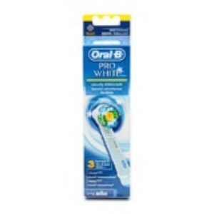 Oral B Pro White Replacement Brushheads 3 pack