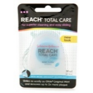 Reach Total Care Floss Mint