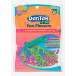 DenTek Kids Fun Flossers 75 ct