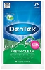 DenTek Fresh Clean Floss Picks 75 ct