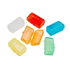 Plak Smacker Rectangle Snap Toothbrush Covers