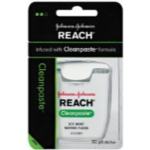 Johnson & Johnson Reach Clean Paste Floss