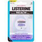Johnson & Johnson Listerine Healthy White Mint Floss