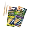 WooBamboo Interdental Bamboo Brush Picks
