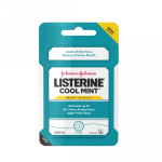 Johnson & Johnson Listerine Cool Mint Dental Floss