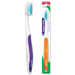 GUM Dome Trim Toothbrush Sunstar Butler GUM