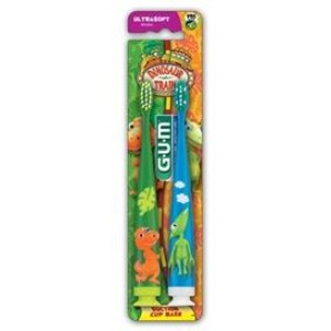 GUM Dinosaur Train Manual Toothbrushes 4000