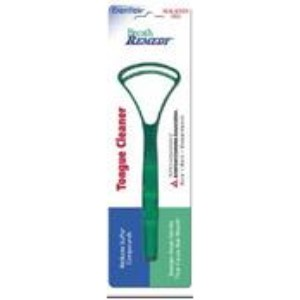 Breath Remedy DenTek  Dual Action Tongue Cleaner
