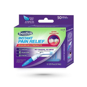 DenTek Instant Relief Maximum Strength for Toothaches