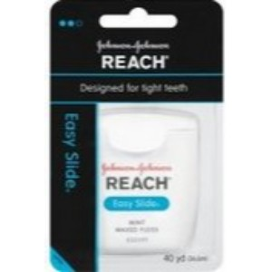 Johnson & Johnson Reach Easy Slide Floss