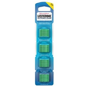Johnson & Johnson Reach Listerine Ultraclean Access Flossers Refills (6 Pack)