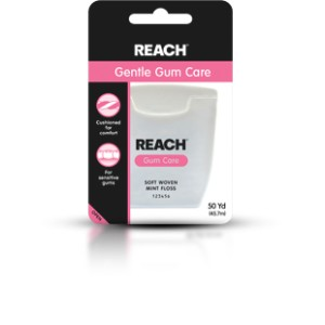 Johnson & Johnson Reach Gentle Gum Care Floss