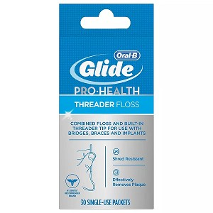 Oral B GLIDE Threader Floss