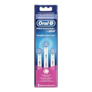 Oral B Sensitive (Extra Soft) Brushhead 3 pack